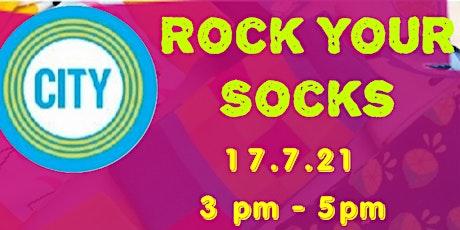 Rock Your Socks With TAMARA PITT tickets
