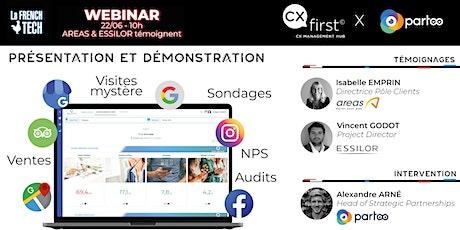 CX First - Management HUB billets