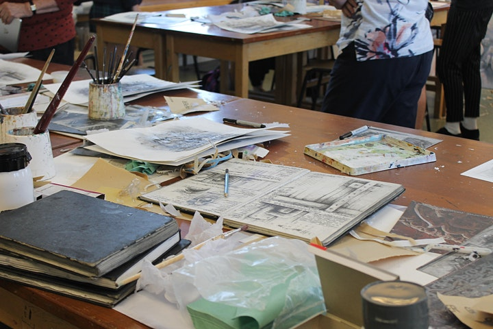 Ian Murphy: artist talk image