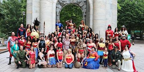 Wonder Woman PQ Workout tickets
