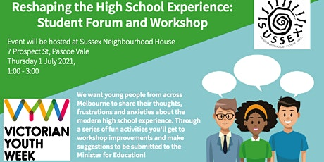 Reshaping the High School Experience tickets
