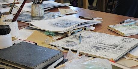 Ian Murphy: artist talk tickets