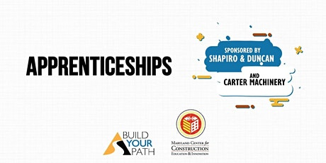 Build Your Path Video Premiere: Apprenticeships tickets