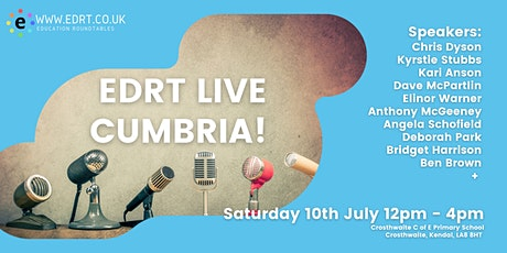 Education Roundtables Cumbria Online tickets