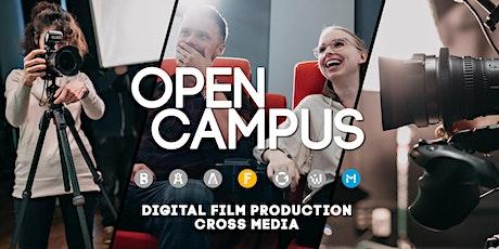 Virtual Open Campus: #Film  #Cross Media Tickets