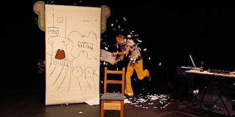 Theatergroep Dender - De Verdraaide Orgelman tickets