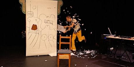Theatergroep Dender - De Verdraaide Orgelman show 2 tickets