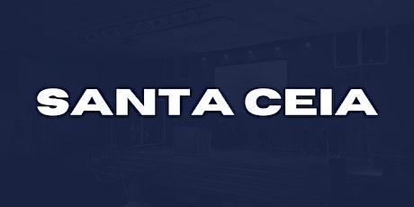 Culto De Santa Ceia tickets