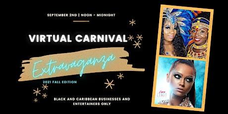Virtual Carnival Extravaganza  Fall - VENDOR SIGNUP tickets