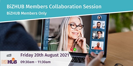 BiZHUB Members Collaboration Session tickets