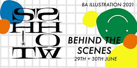 "Graduate Showcase: BA Illustration presents... ""SH!TSHOW"" tickets"