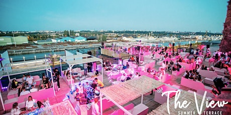 VIBkes Rooftop After Work ☼ The View Summer Terrace billets