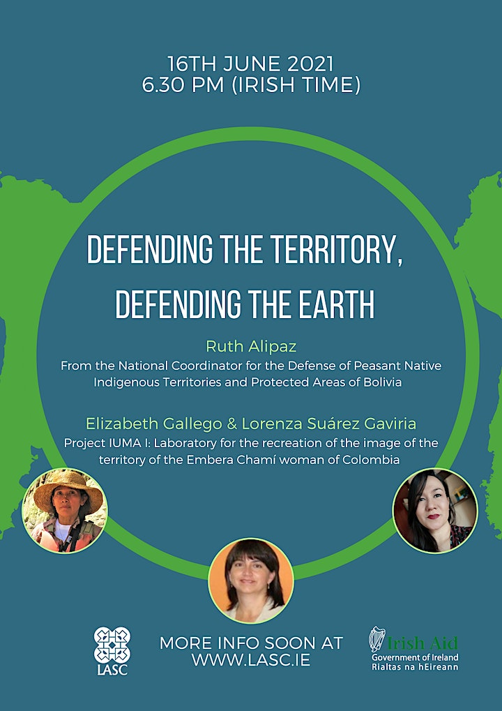 Defense of the territory and cultural identity image