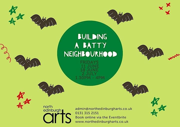 Building a Batty Neighbourhood image