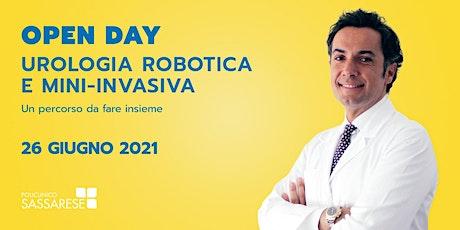 Open Day Urologia biglietti