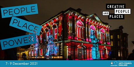 People Place Power: 7-9 Dec 2021 tickets
