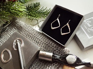 Make Your Own Silver Earrings Workshop tickets