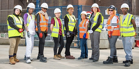 Women into Construction - Information Session tickets