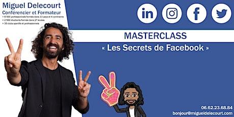 Les Secrets de Facebook billets