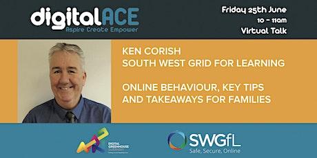 Online Safety Talk with Ken Corish tickets
