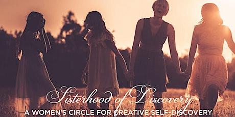 Summer 2021 Sisterhood of Discovery Free Intro Night tickets