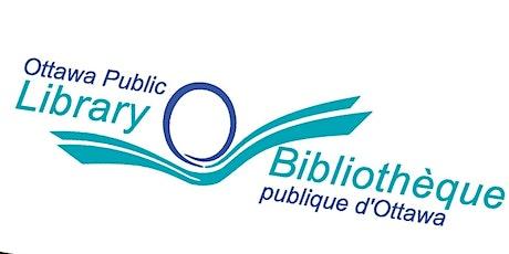 Virtual Tour of the Ottawa Public Library tickets