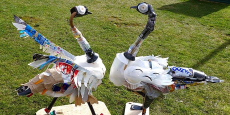 Teacher CPD with artist Michelle Reader - bring litter to life! tickets