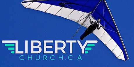 Liberty Church First Service - 9am tickets