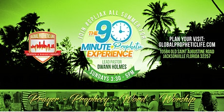 90-MINUTE PROPHETIC EXPERIENCE & SUMMER SERIES (FOCUS) tickets