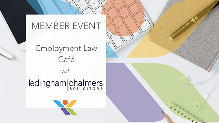 Employment Law Café - what all businesses need to know image