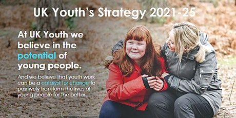 UK Youth's Strategy 2021-25 tickets