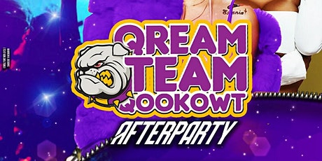 QreamTeam CookOWT AFTER PARTY tickets