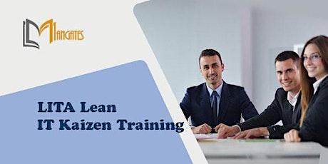 LITA Lean IT Kaizen 3 Days Training in San Luis Potosi boletos