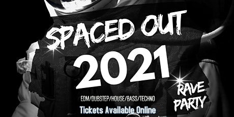 SPACED OUT 2021 tickets