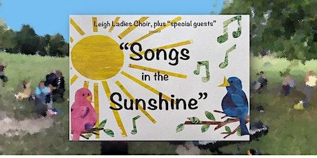 Leigh Ladies Choir  Summer Concert 2021 tickets