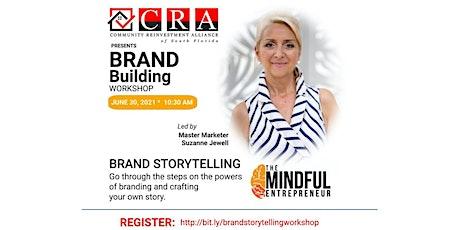 Business Brand Storytelling Workshop tickets