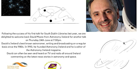 Astronomy with David Moore tickets