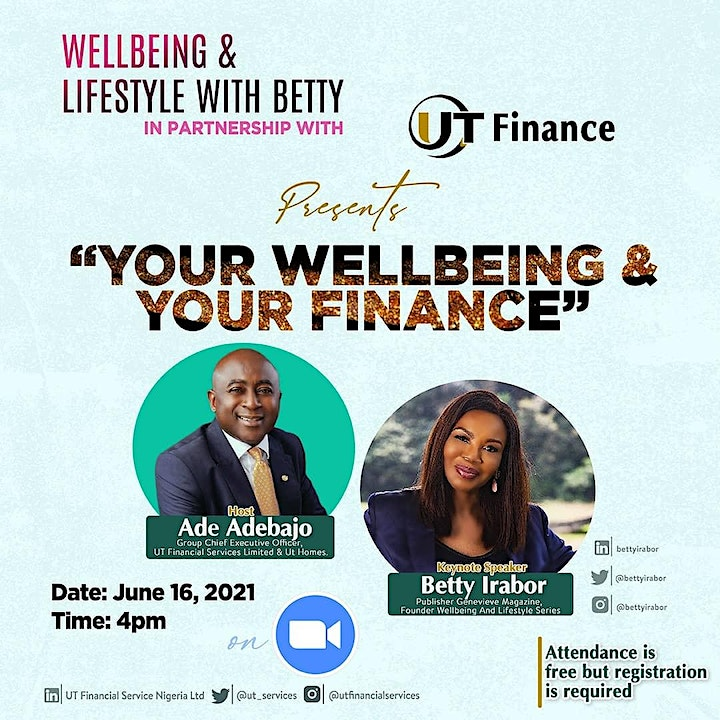 Better Financial Wellbeing image