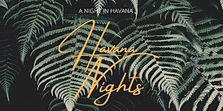 Havana Nights 2021 tickets