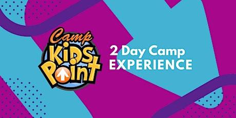 Camp KidsPoint - Miramichi tickets