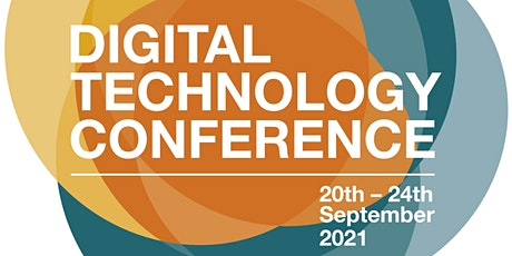 Digital Technology Conference 2021 tickets