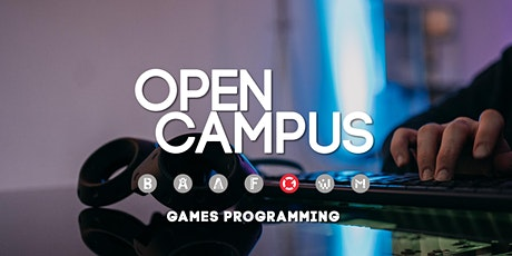 Campus Insights #Games-Programming Tickets