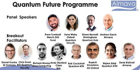 Quantum Future Programme tickets