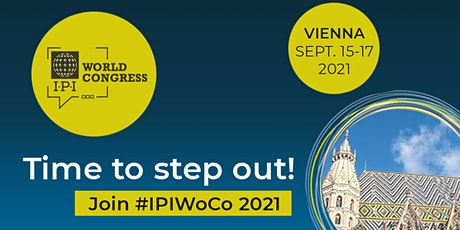 2021 IPI World Congress - HYBRID Tickets