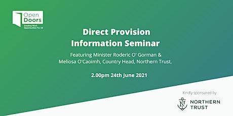 Direct Provision Information Seminar tickets