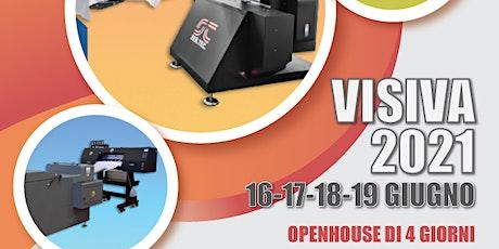 Visiva 2021 - IMAS Grafica & SER.TEC biglietti