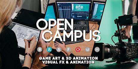 Campus Insights #Game-Art & #VFX Tickets