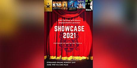 Showcase 2021 tickets