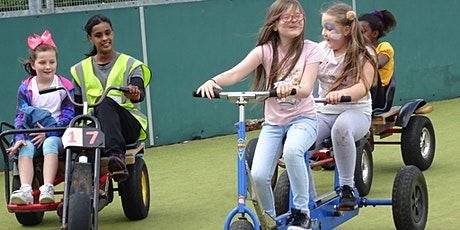 July  2021 Disability Bikes at Free Wheel North - We open at 10am tickets