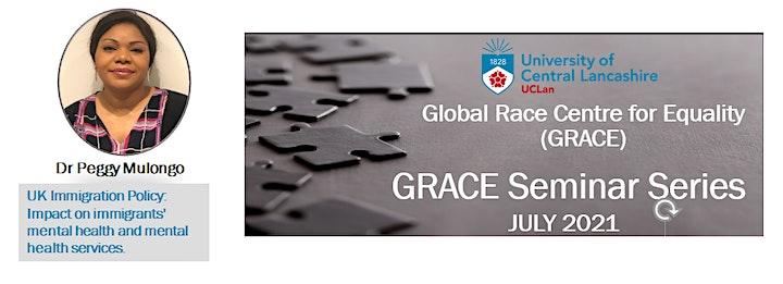 GRACE Seminar Series image